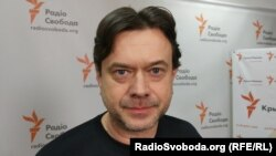 Український актор Остап Ступка (на фото) зіграв одну з ролей у фільмі «Ізі»