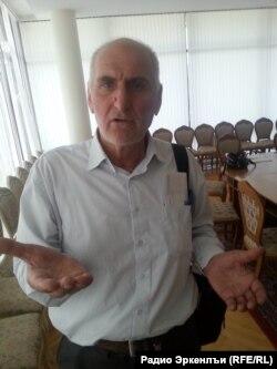 Шамилов МахIамад, жамгIияв хIаракатчи
