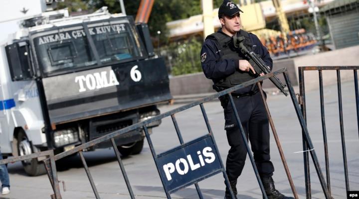 Двойной теракт в Анкаре