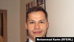 السفير الفرنسي في العراق بوريس بوالان