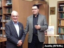 Мөхәммәт Миначев (с) һәм Марат Сәфәров