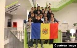 Tineri moldoveni din Danemarca