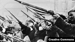 Архивный проект. К 80-летию Гражданской войны