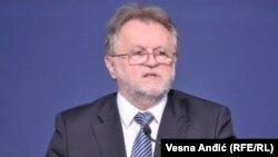 Serbiýanyň maliýe ministri Duşan Wuýowiç