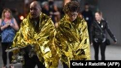 Sâmbătă noapte la scena atacului de la Londra