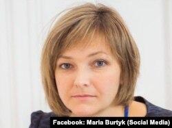 Марія Буртик (Фото: Facebook)