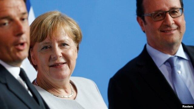 Avropa liderləri Londonla danışıqlardan imtina etdilər