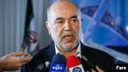 علی عابدزاده، رئیس سازمان هواپیمایی کشوری