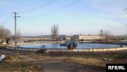 Водоочисний комплекс в Луганську