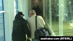 Международный аэропорт Ашхабада