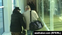 Aşgabadyň halkara aeroporty