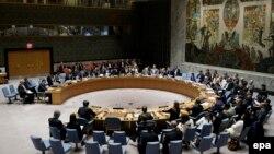 Засідання Ради безпеки ООН із приводу застосування хімічної зброї в Сирії, 5 квітня 2017 року