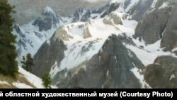 """Григорий Гуркин. """"Хан-Алтай"""""""