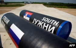 """О газопроводе в Турцию Российские власти заговорили после окончательного краха проекта """"Южный поток"""""""
