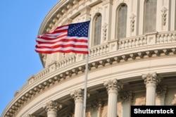 A Capitolium, az Amerikai Egyesült Államok Kongresszusának székhelye.