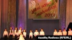 Yeni uşaq mahnlıarı- 2013