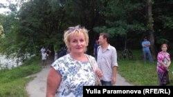 Людмила Ляпина, Калининград