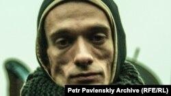 Портрет Петра Павленского - автор Максим Белоусов