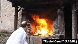 Дар Душанбе 600 кг мухаддирот сӯзонида шуд