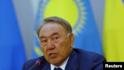 Президент Казахстану Нурсултан Назарбаєв