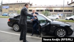 Mišković dolazi pred sud, 14.11.2013.