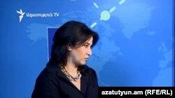 Հայաստանի ժուռնալիստների միության նախագահ Սաթիկ Սեյրանյան, արխիվ