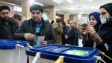 Coronavirus Concerns In Iran Amid Elections video grab 2