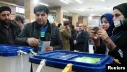 Coronavirus concerns In Iran Amid Elections. February 21, 2020
