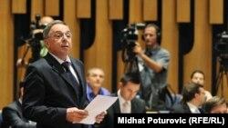 Halid Genjac, novi privremeni genealni sekretar SDA