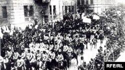 Qafqaz İslam Ordusu Bakıda, 1918