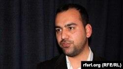 سید اکرام افضلی رئیس کمیسیون نظارت از دسترسی به اطلاعات