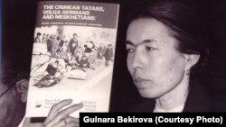 Qırımtatar milliy areketiniñ faali Ayşe Seitmuratova, 1980 seneleri