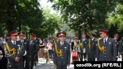 Тошкентда ҳарбий парад