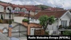 Домот за стари лица Сју Рајдер во Битола