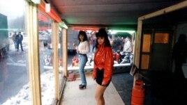 Осиротевшие проститутки района Сан-Паули