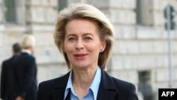 Міністр оборони Німеччини Урсула фон дер Ляєн