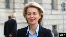 «اورزولا فون در لاین»، وزیر دفاع جدید آلمان.