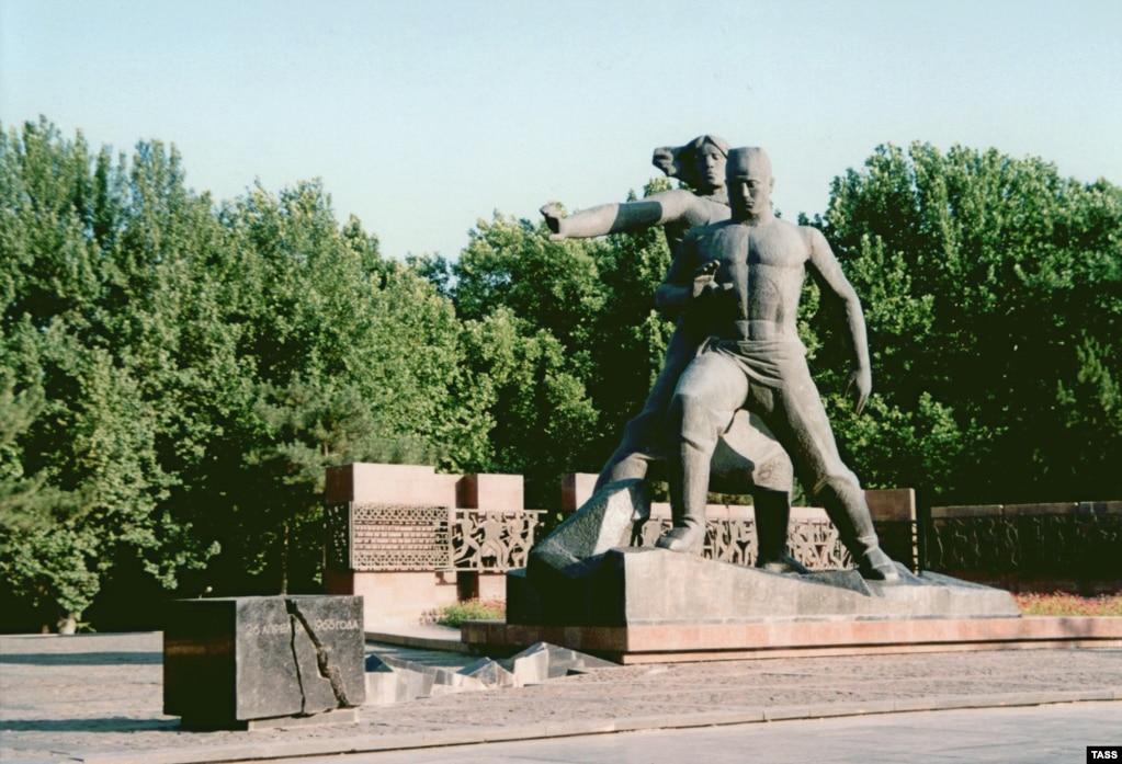 51 йил аввал Тошкентда кучли зилзила рўй берган эди (фото)