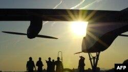 "Aeroplani ""Solar Impulse"""