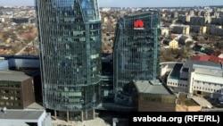 Litvanın paytaxı Vilnüs, arxiv fotosu