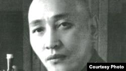Жумабай Шаяхметов, первый секретарь Компартии Казахстана в 1946 - 1954 годах. Фото из книги Мадата Аккозина «Вернуть из забвения».