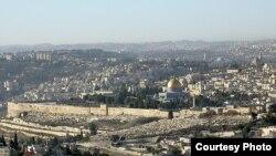 Panoramë e Jerusalemit
