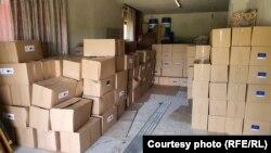EU pomoć za romsku zajednicu, pristigla u Valjevo. 15. maj 2020.