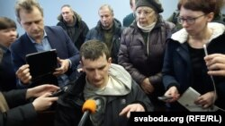 Андрусь Козел у судзе