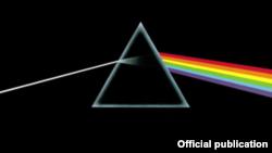 جلد آلبوم گروه پينک فلويد: نیمه تاریک ماه