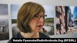 Ребекка Гармс,євродепутат від Німеччини