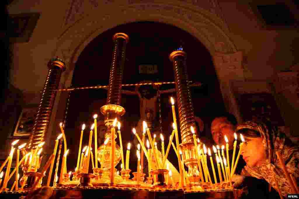 Bakıda pravoslavların Milad bayramı #3