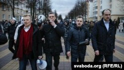 Belarus , aksiya 10 mart 2017