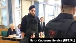 Ибрагимов в суде