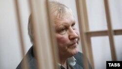 Михайло Глущенко на суді в Санкт-Петербурзі, 21 серпня 2015 року